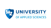 Het logo van HZ University of Applied Sciences